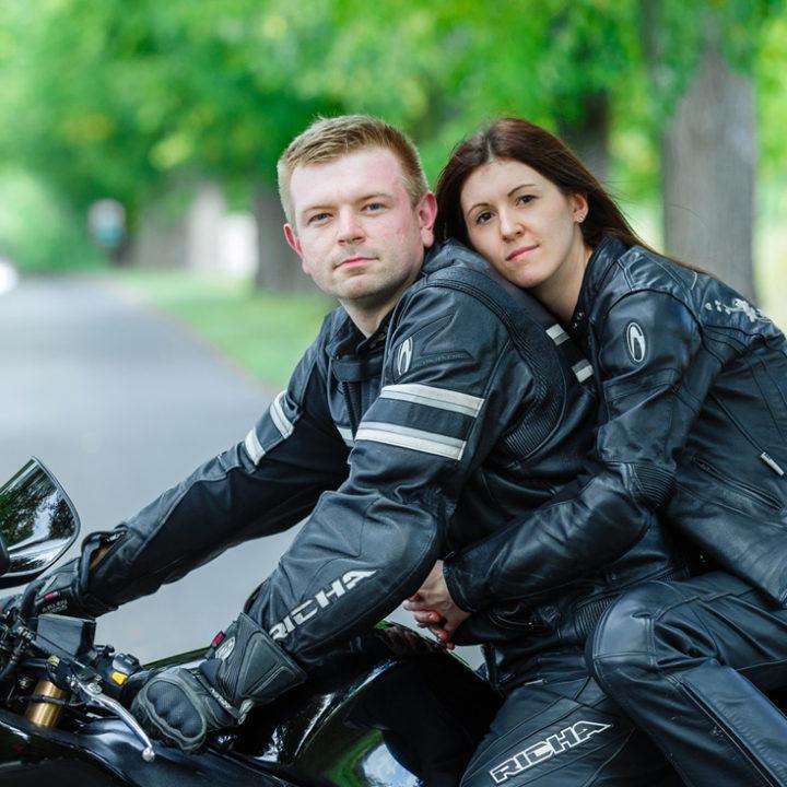 Magda i Krzysiek -Sesja Narzeczeńska